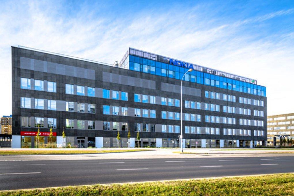 Biura do wynajęcia Wrocław Fabryczna - West Link