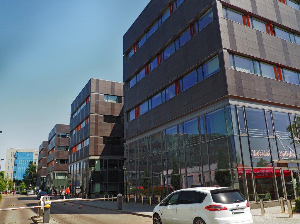 Biura do wynajęcia Wrocław Fabryczna - Wojdyła Business Park II