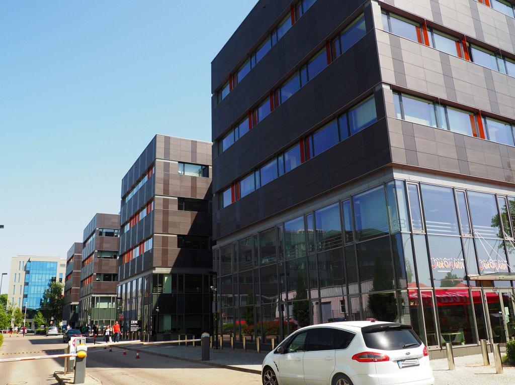 Biura do wynajęcia Wrocław Fabryczna - Wojdyła Business Park III