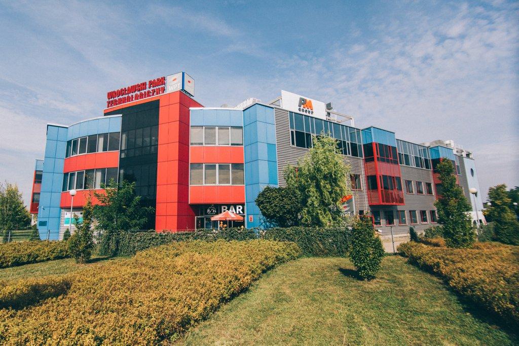 Biura do wynajęcia Wrocław Fabryczna - WPT Alfa