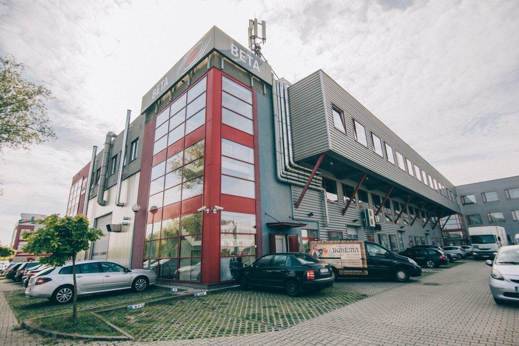 Biura do wynajęcia Wrocław Fabryczna - WPT Beta