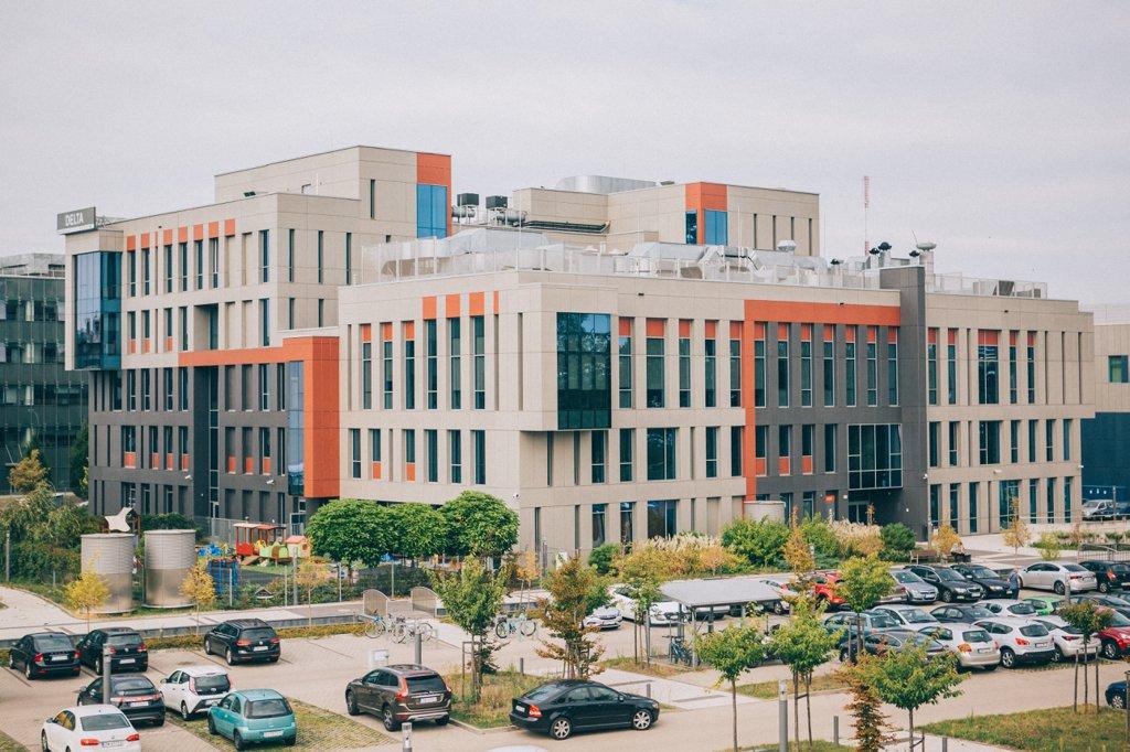 Biura do wynajęcia Wrocław Fabryczna - WPT Delta