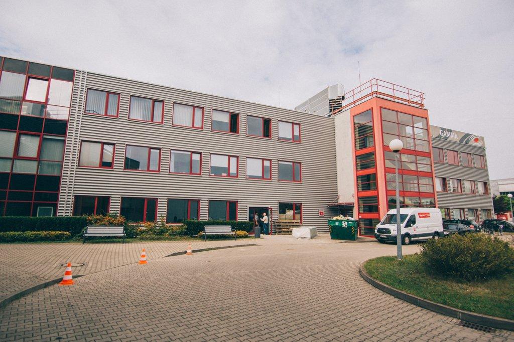 Biura do wynajęcia Wrocław Fabryczna - WPT Gamma