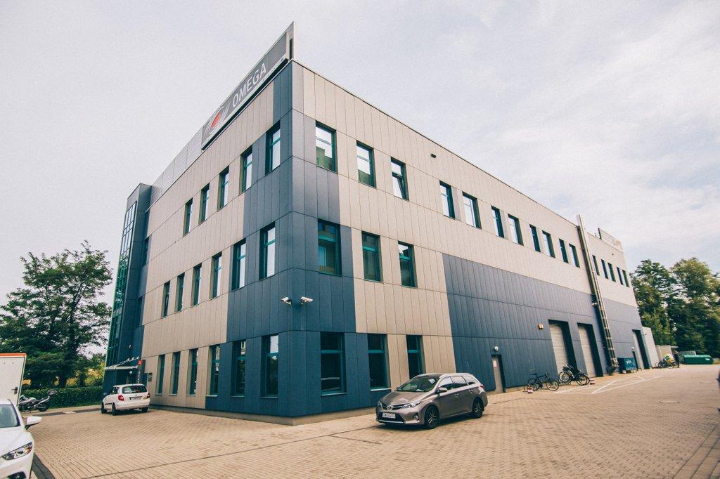 Biura do wynajęcia Wrocław Fabryczna - WPT Omega