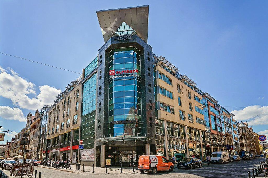 Biura do wynajęcia Wrocław Stare Miasto - Wratislavia Center