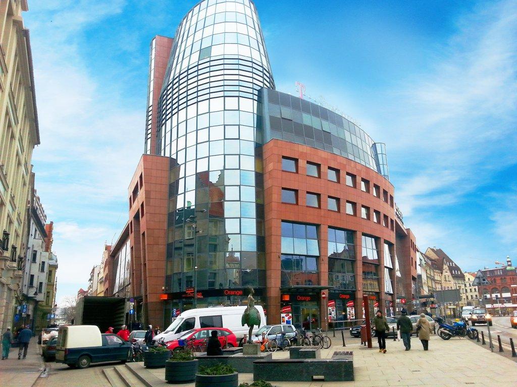Biura do wynajęcia Wrocław Stare Miasto - Wratislavia Tower