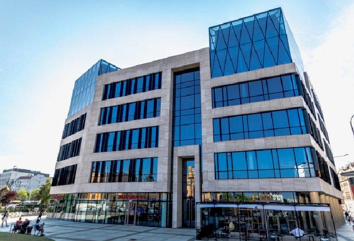 Biura do wynajęcia Wrocław Stare Miasto - Wrocław 101