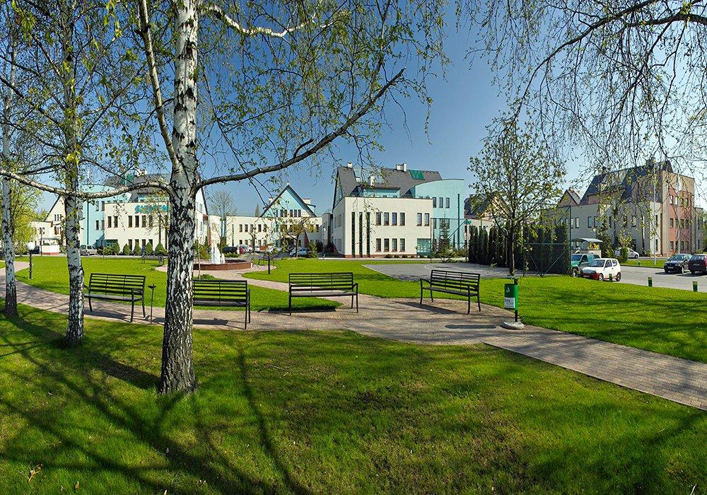 Biura do wynajęcia Wrocław Fabryczna - Wrocławski Park Biznesu – Strzegomska Park