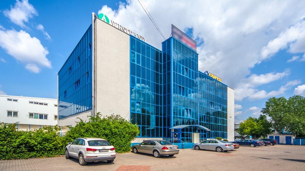 Biura do wynajęcia Warszawa Mokotów - Bokserska 64