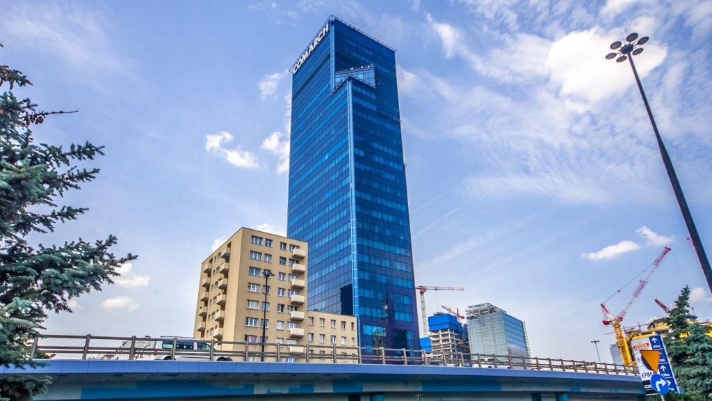 Biura do wynajęcia Warszawa Ochota - Central Tower