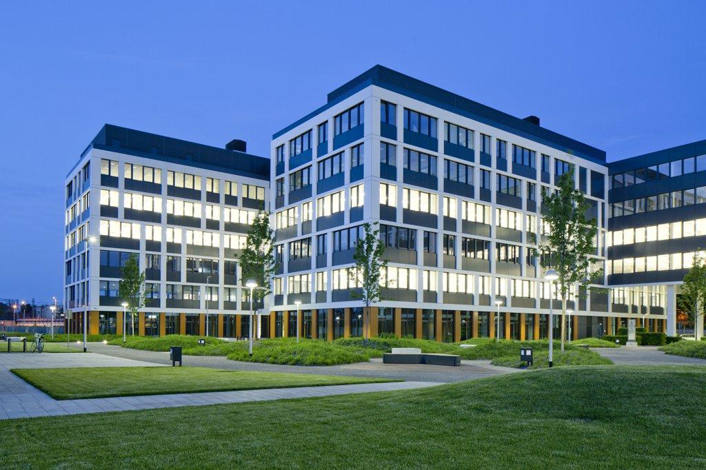 Biura do wynajęcia Wrocław Fabryczna - Business Garden Wrocław II K