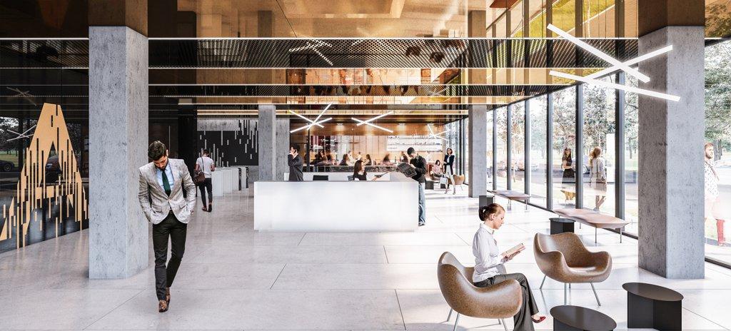 Biura do wynajęcia Wrocław Fabryczna - CU Office B