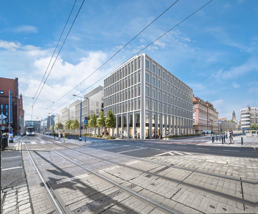 Biura do wynajęcia Wrocław Stare Miasto - Nowy Targ