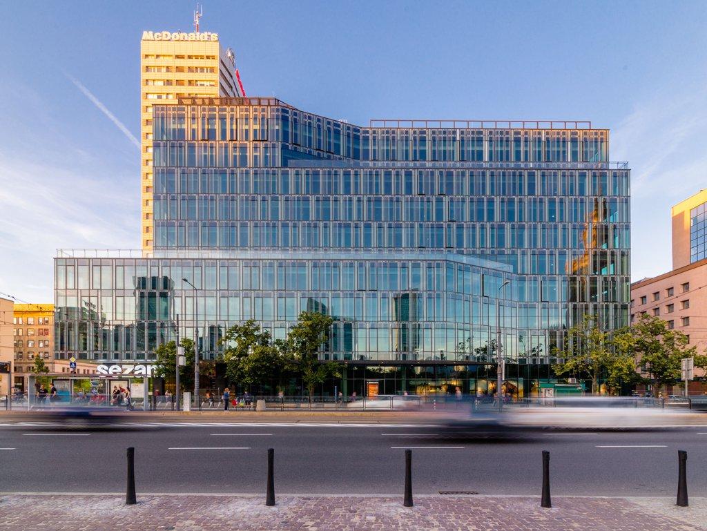 Biura do wynajęcia Warszawa Śródmieście - Centrum Marszałkowska